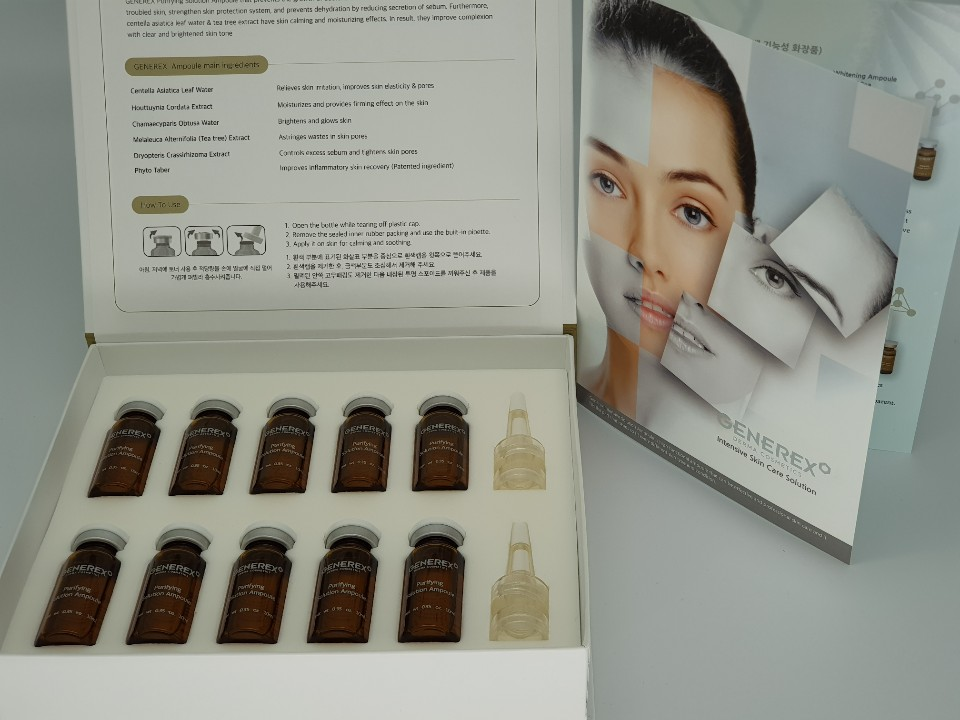 KP-A272 : Skin Care Solution Ampoule image
